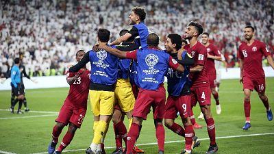 Coppa d'Asia: Qatar in finale,Emirati ko