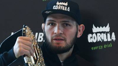 MMA: neuf mois de suspension pour Nurmagomedov et six pour McGregor