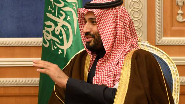 Saudi crown prince receives phone call from U.N. Secretary General