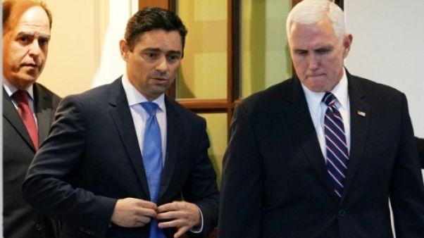 Washington met en garde Caracas contre la tentation de s'en prendre à Guaido