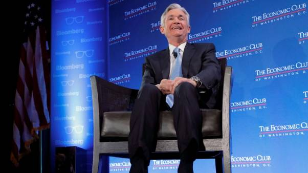 Fed's Powell works Congress as Trump stews over rate hikes