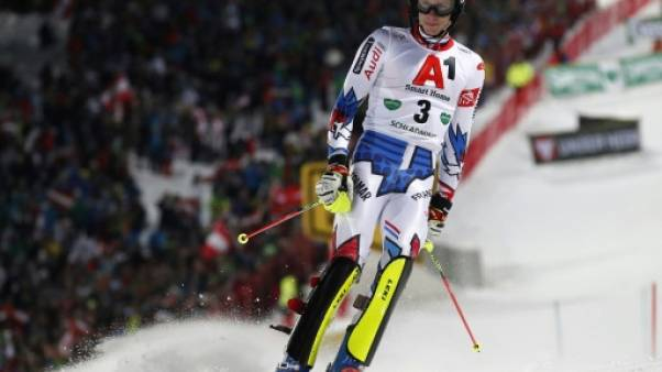 "Slalom de Schladming: Noël déçu, chapeau ""Pintu""!"