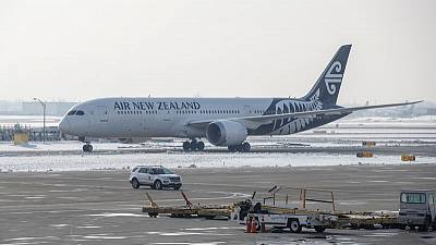 Air New Zealand flags weaker earnings, citing Rolls-Royce engine issues
