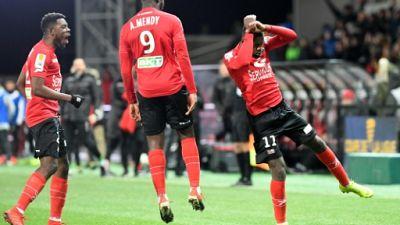 Monaco et Jardim éliminés, Guingamp en finale de la Coupe de la Ligue