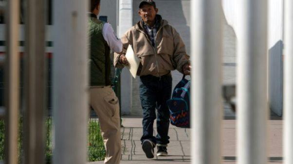 Les Etats-Unis commencent à renvoyer au Mexique des demandeurs d'asile