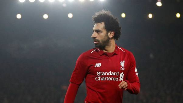 Liverpool's Klopp slams Salah critics over diving claims