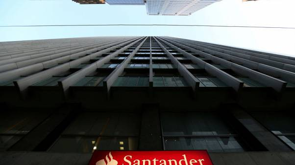 Santander fourth-quarter net profit 2.07 billion euro