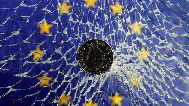 Deutsche Bank - take profits from pound rally after Brexit parliament vote