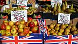 UK public inflation expectations fall sharply in January - Citi/YouGov