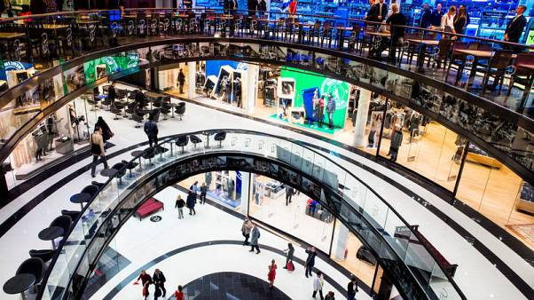 German consumer sentiment improves heading into February