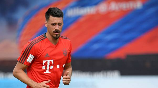 Forward Wagner leaves Bayern to join China's Tianjin Teda