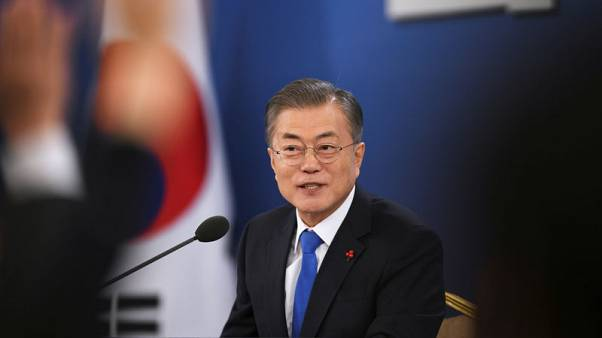 Top confidant of South Korea's Moon jailed for faking 'likes' to help Moon