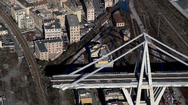 Ponte Genova, 10 nuovi indagati