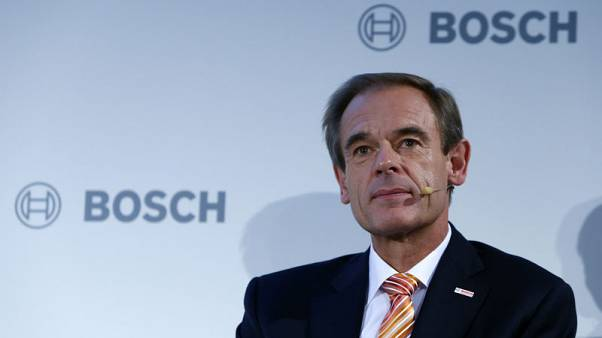 German auto supplier Bosch to expand into charging, parking services