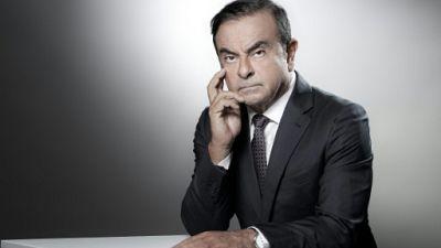"""Ghosn contre-attaque dans la presse en dénonçant """"un complot"""" de Nissan"""
