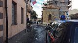 Fucilata contro municipio nel Nuorese