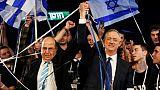 Le général israélien qui défie Netanyahu a passé son premier test: que retenir?