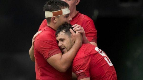 Six Nations: une charnière galloise Tomos Williams/Anscombe contre la France