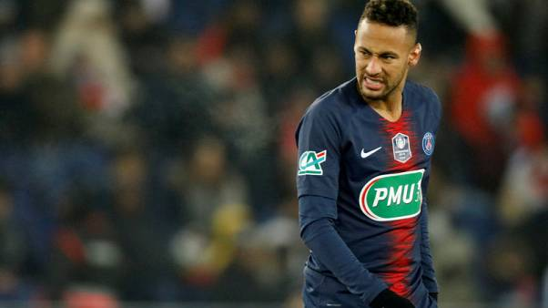 Neymar out for 10 weeks with foot injury - PSG