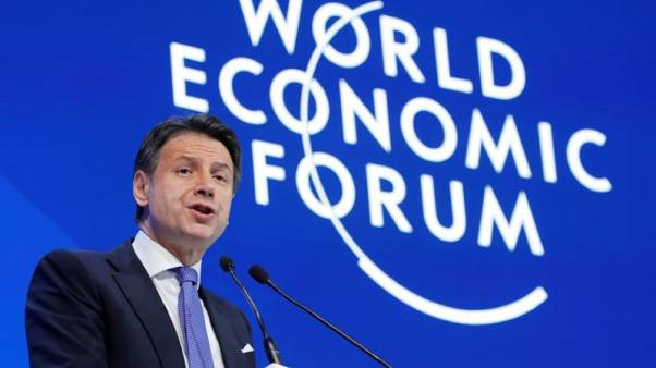 Italian PM rejects press reports of Leonardo-Fincantieri merger plans