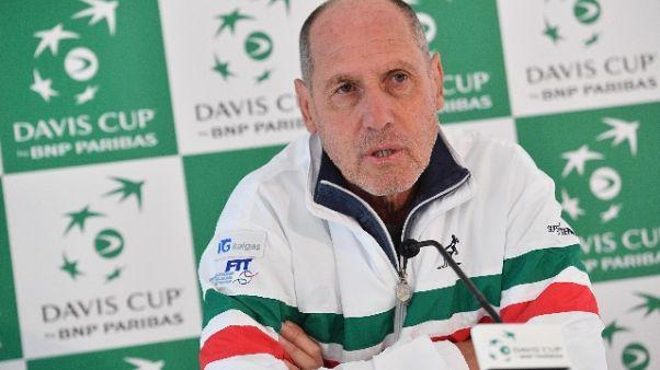 Coppa Davis: Barazzutti anche per l'erba