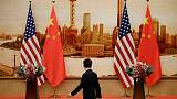 U.S., China launch high level trade talks amid deep differences