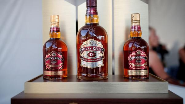 Pernod stocks drinks cabinet to prevent no-deal Brexit headache