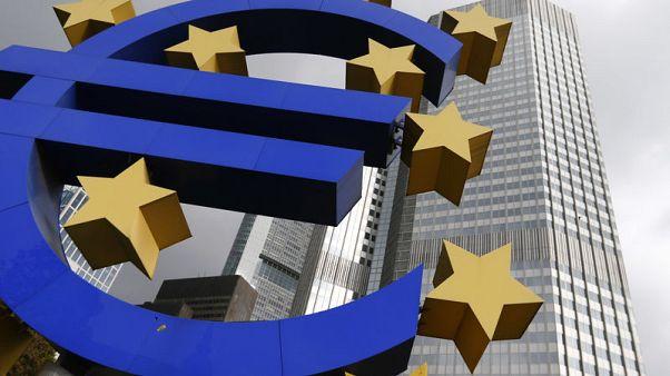 معنويات منطقة اليورو تتراجع لأدنى مستوى في عامين بداية السنة