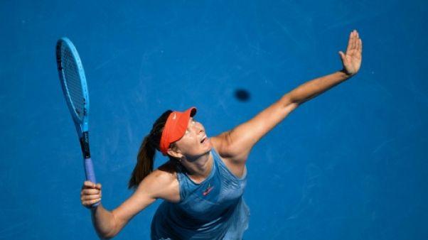 Tennis: Sharapova renonce au tournoi de Saint-Pétersbourg à cause de son épaule