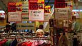 German inflation remains below ECB target in January