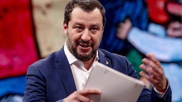 Salvini, scala Richter dei buu? Ridicola