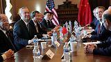 أمريكا والصين تطلقان مباحثات تجارية رفيعة المستوى وسط خلافات كبيرة