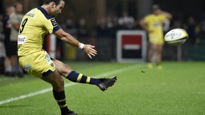 XV de France: Parra et Lopez font enfin la paire