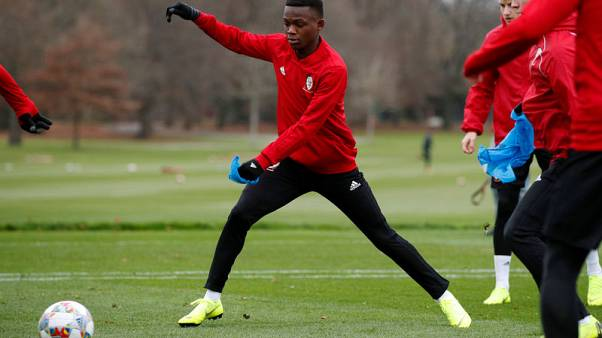 Man City teenager Matondo moves to Schalke