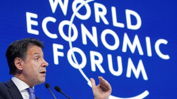 Italy economy probably shrank in fourth quarter 2018 - PM Conte