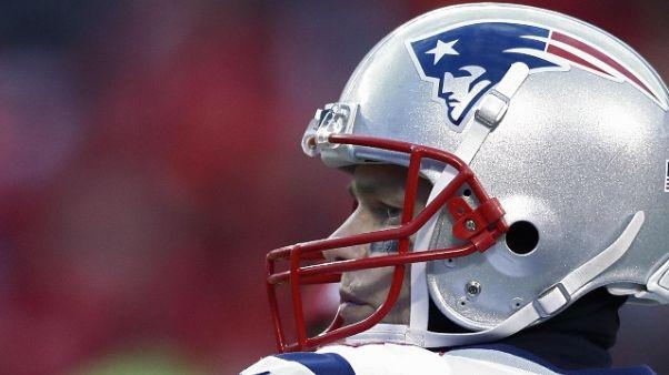 Super Bowl: prima volta ragazzi ponpon