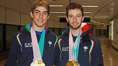 Paralimpici:Mondiali sci,oro Bertagnolli