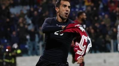 Sampdoria, fatta per attaccante Sau