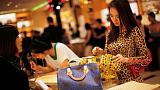Luxury stocks may yet lose lustre despite China's taste for Vuitton