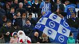 Brighton ban three supporters for life after FA Cup game