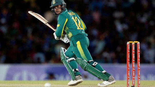 De Kock bludgeons South Africa to series win over Pakistan