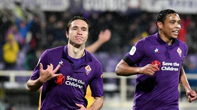 C.Italia:Roma travolta 7-1, viola avanti