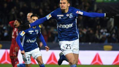 Coupe de la Ligue: Strasbourg assomme Bordeaux et file en finale