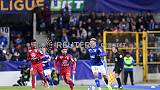 Strasbourg reach League Cup final with comeback win