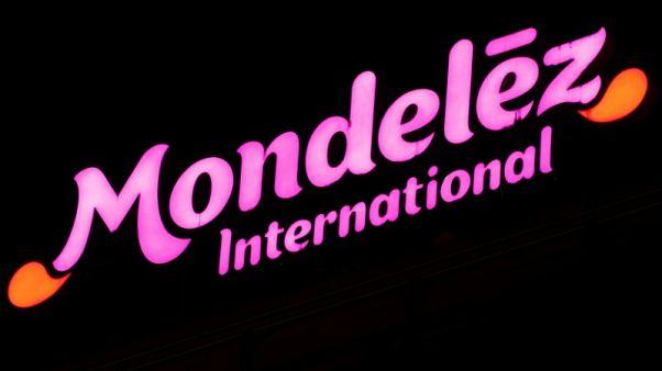 Mondelez quarterly sales slip 2.8 percent
