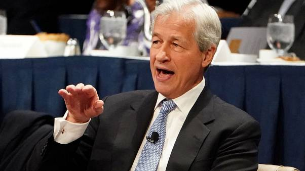 JPMorgan CEO: 'No problem' paying higher taxes if used properly