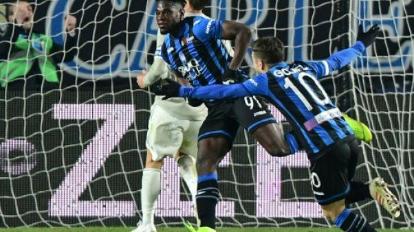 Coupe d'Italie: la Juventus éliminée par l'Atalanta en quarts de finale