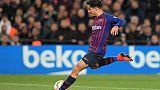 """Coupe du Roi: folle """"remontada"""" du Barça, qui file en demies"""