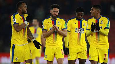 Southampton hold Palace in dour bottom-half tussle