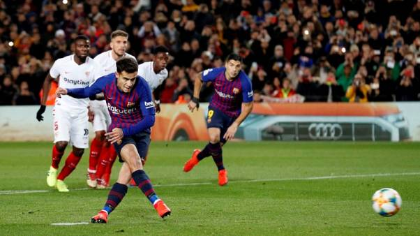 Barcelona demolish Sevilla with spectacular 6-1 cup comeback
